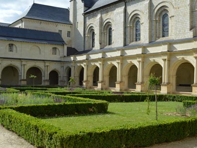Fontrevraud Abbey Detail