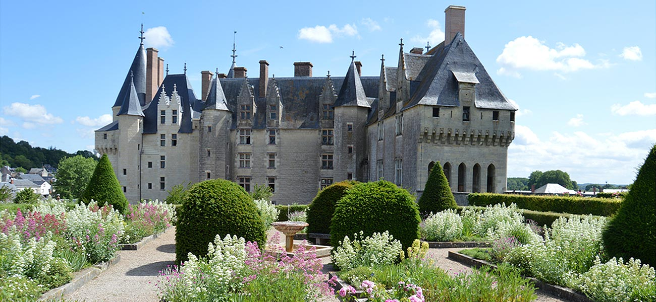 Welcome to Loire Valley garden tours