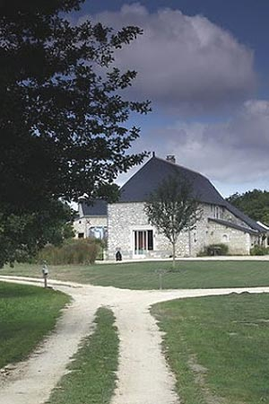 Self Catering Accommodation at Moulin de Maulne